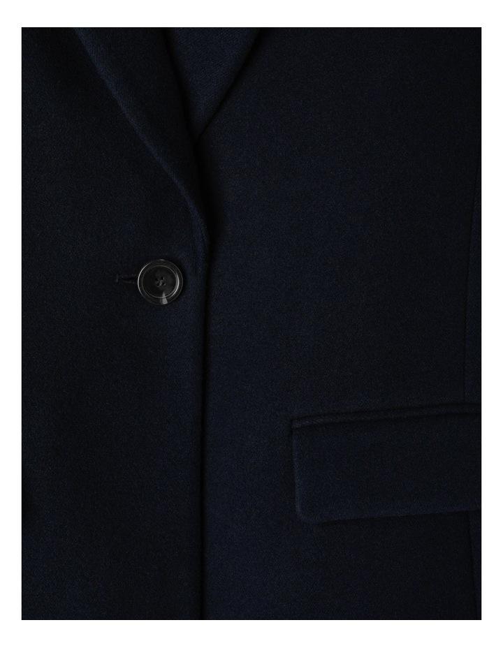 Single Button Coat image 3