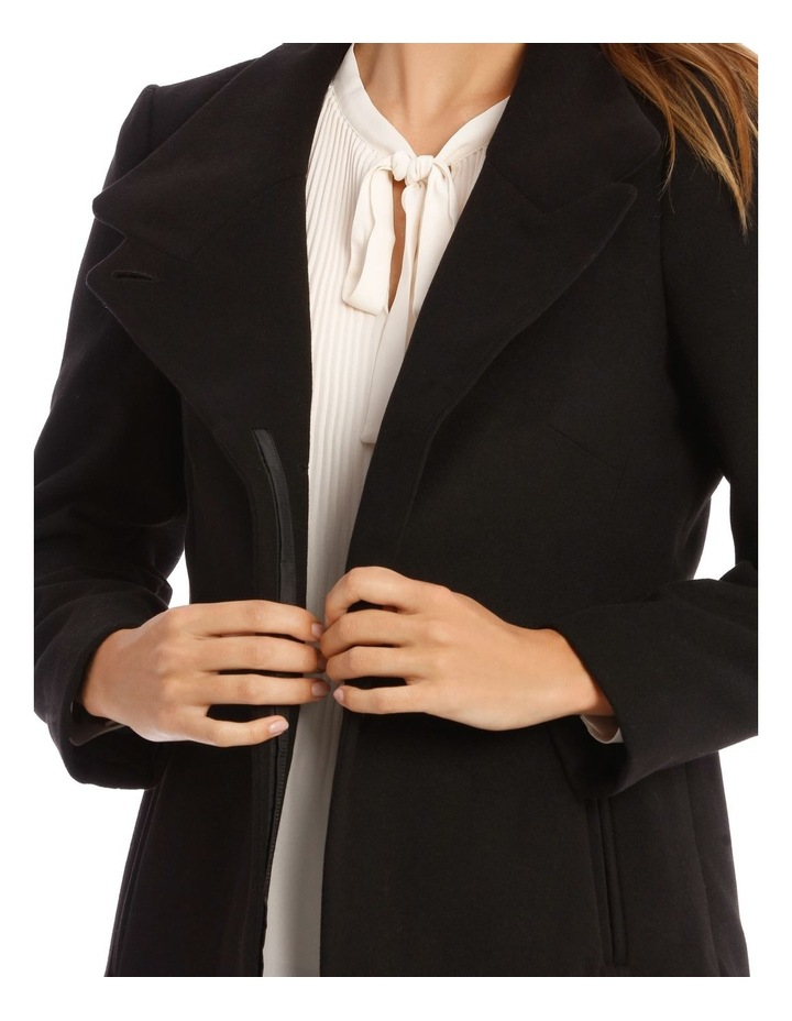 Funnel Neck Coat image 4