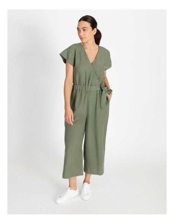 Linen Jumpsuit image 1