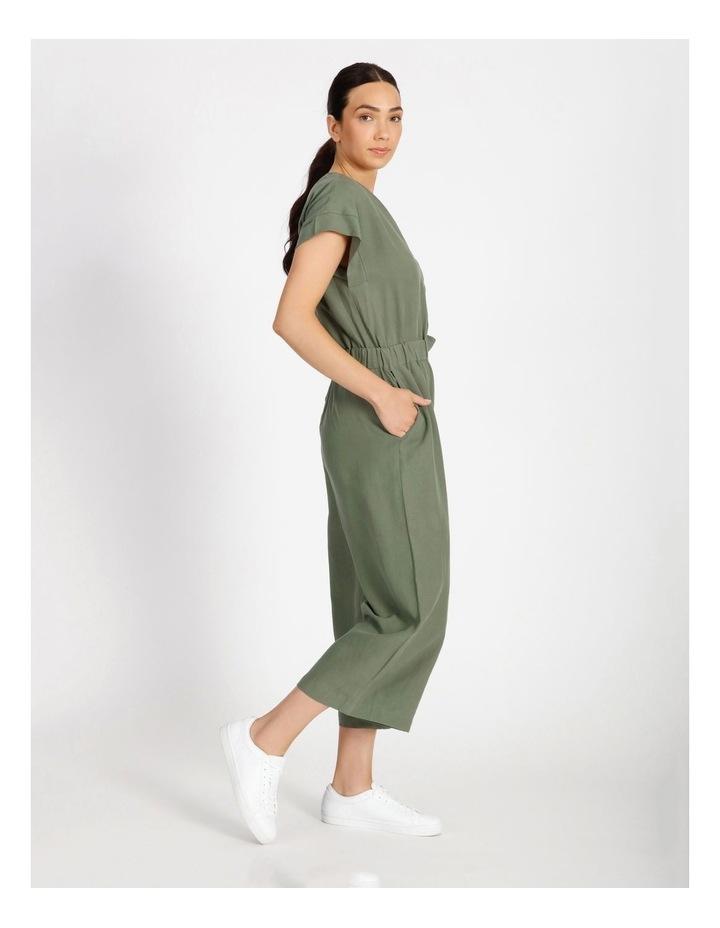 Linen Jumpsuit image 2