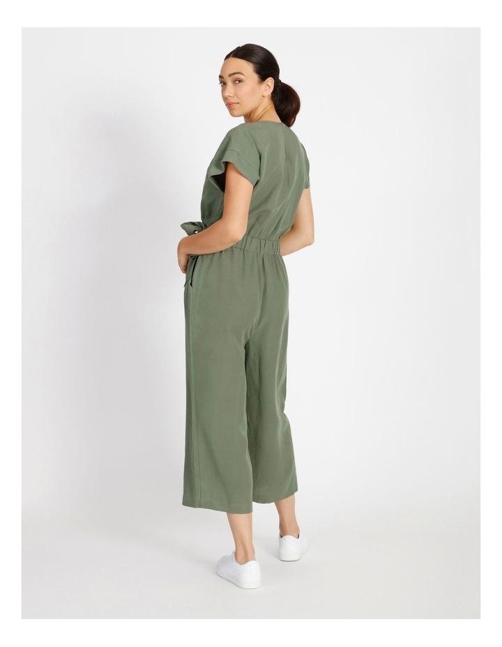 Linen Jumpsuit image 3