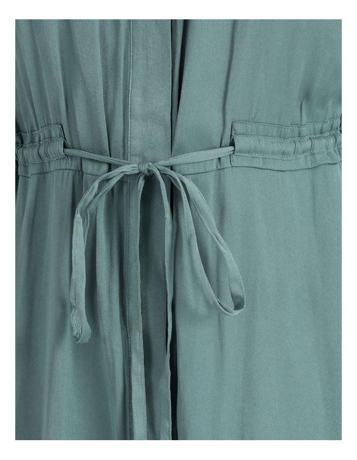Self Tie Button Through Dress image 5