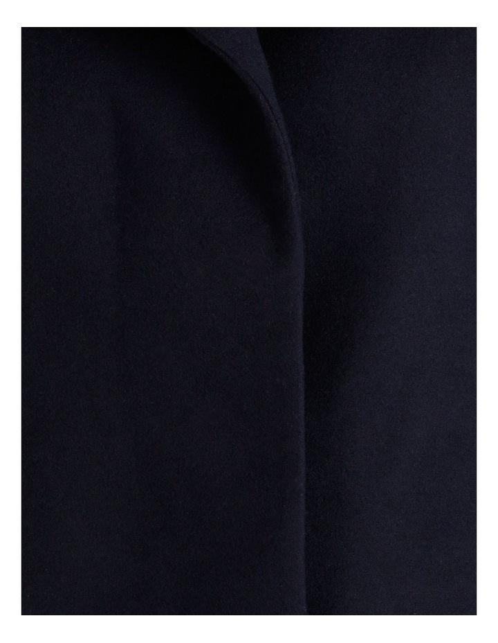 Funnel Neck Coat image 5