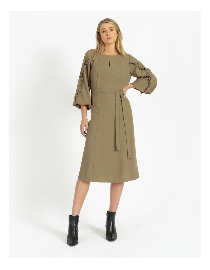Ruffle Detail Dress image 1