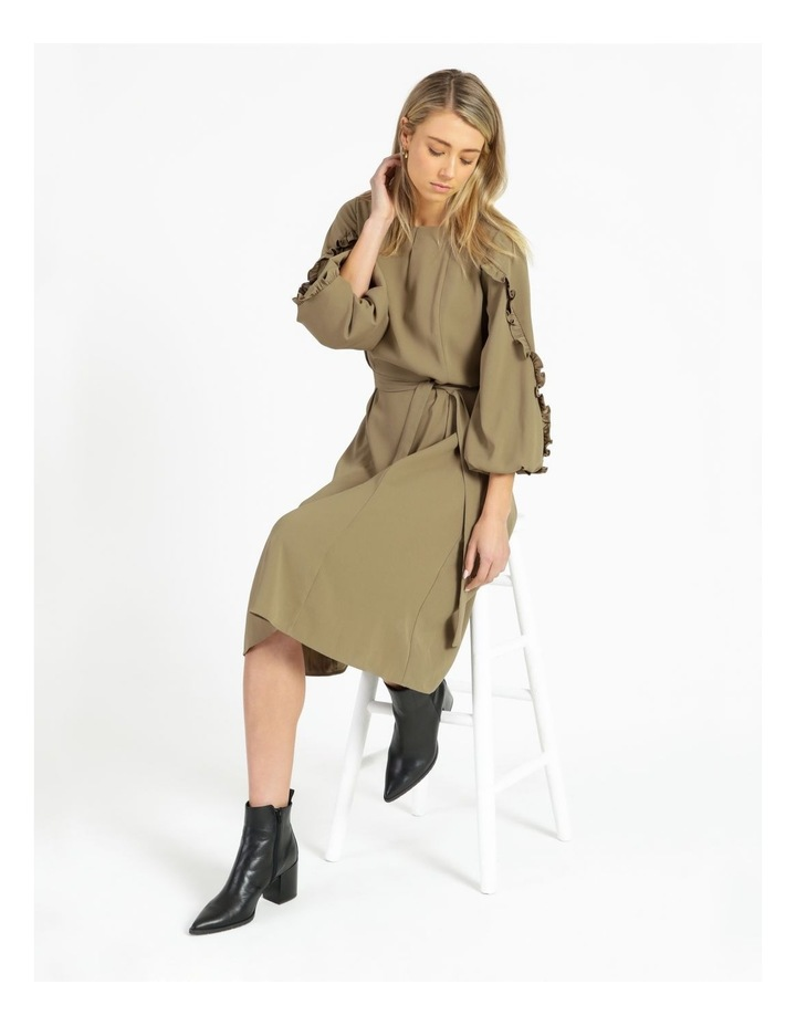 Ruffle Detail Dress image 2