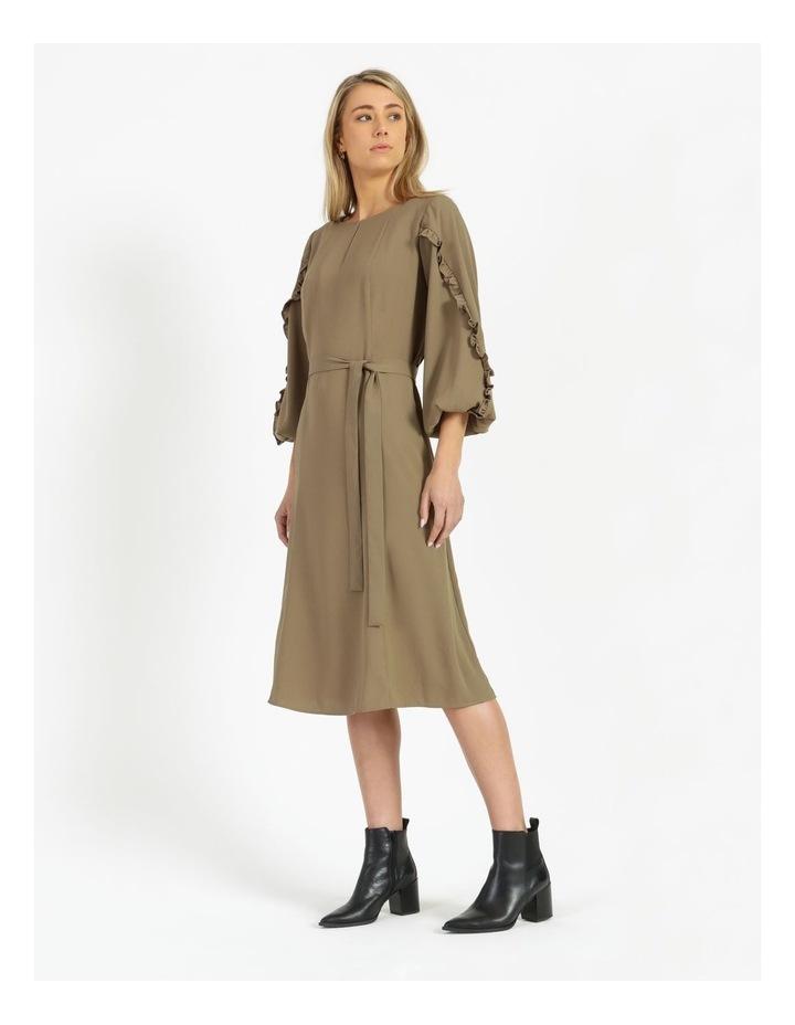 Ruffle Detail Dress image 3