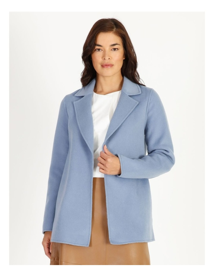 Double Faced Wool Coat image 1