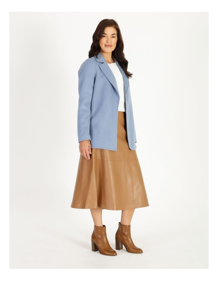 Double Faced Wool Coat image 2