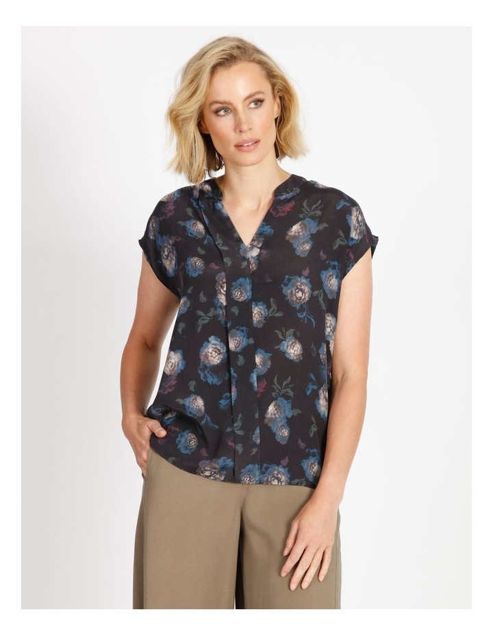 Double Placket Short Sleeve Shirt image 1