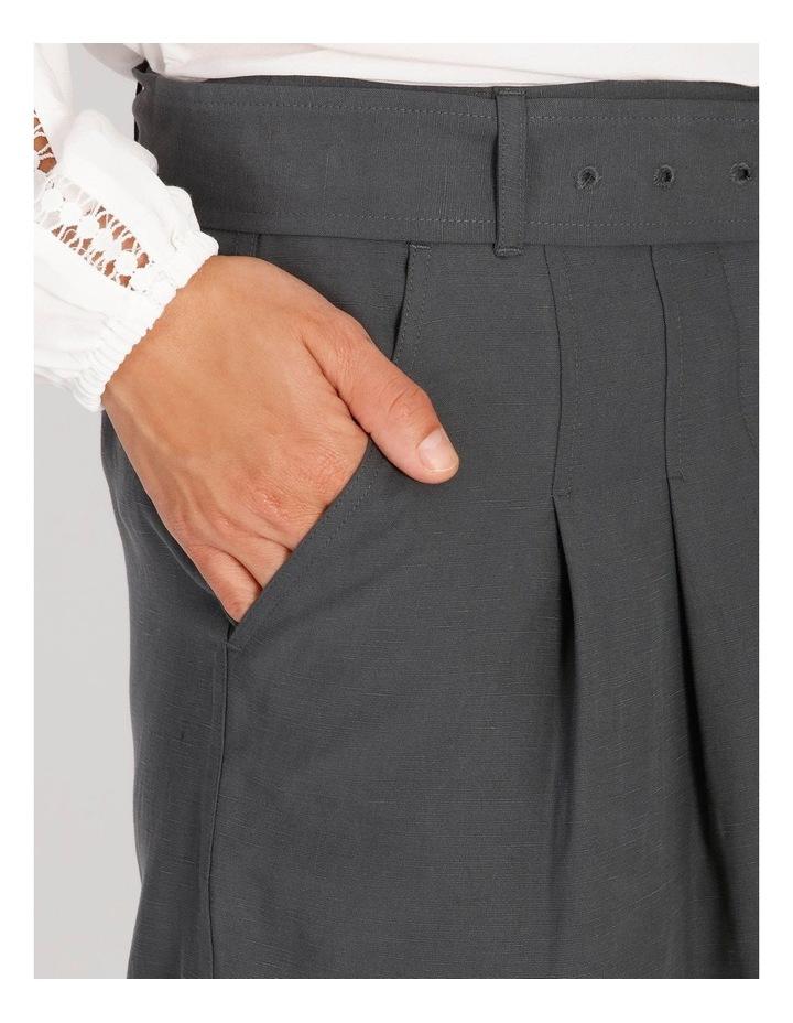 Belted Short image 4
