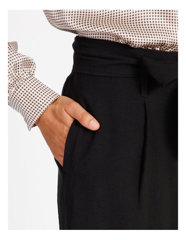 High Waist Black Pant image 5