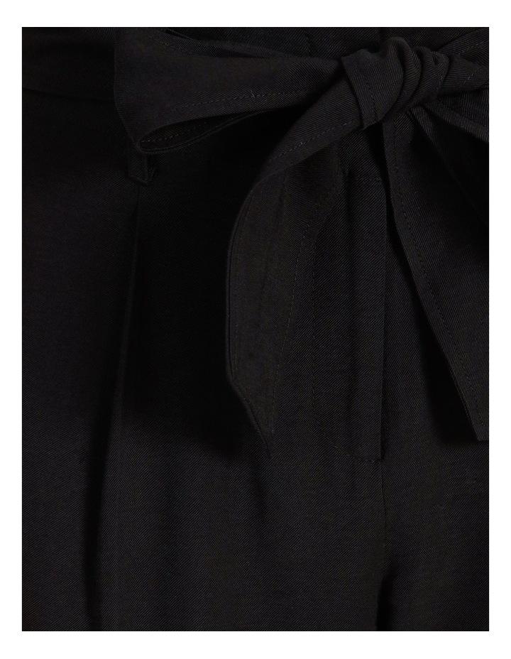 High Waist Black Pant image 6
