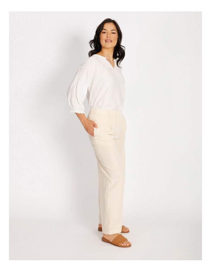 Wide Leg Natural Pant image 2