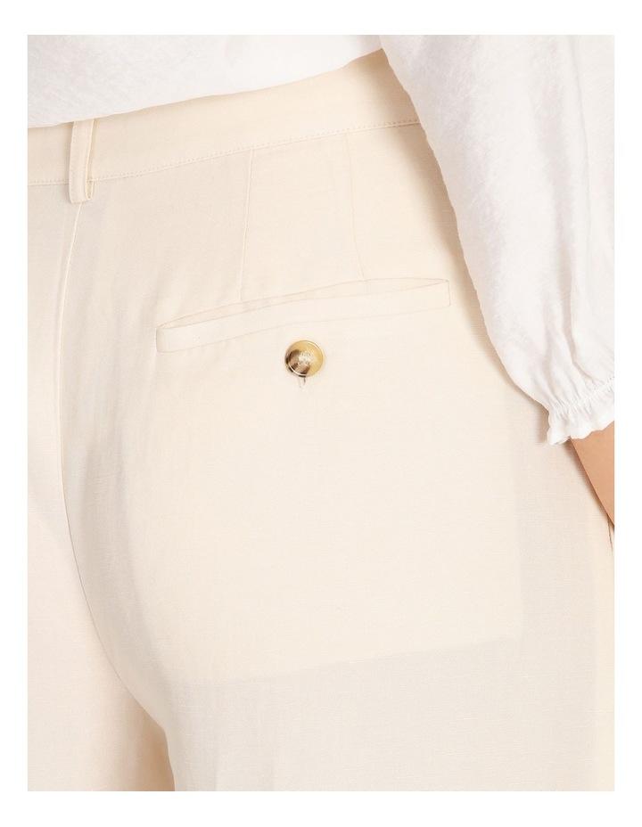 Wide Leg Natural Pant image 4