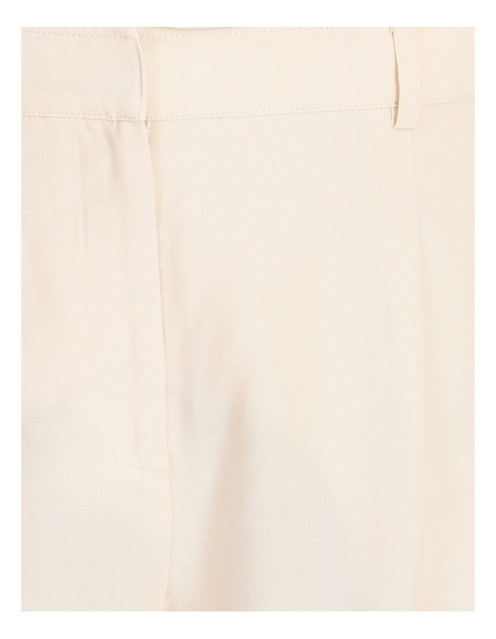 Wide Leg Natural Pant image 5