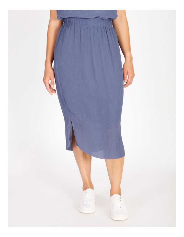Plisse Column Skirt image 1