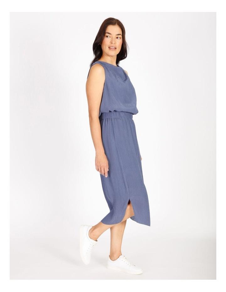 Plisse Column Skirt image 2