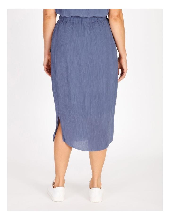 Plisse Column Skirt image 3