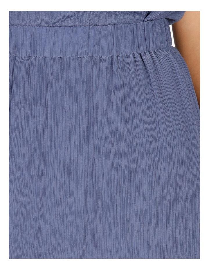 Plisse Column Skirt image 4