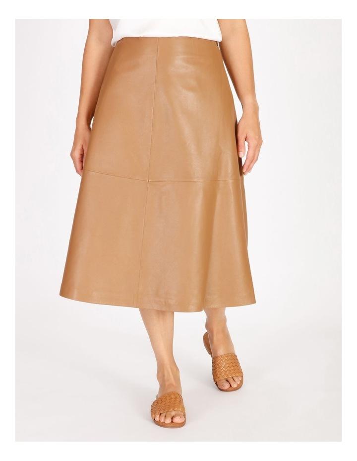 Leather Skirt image 1
