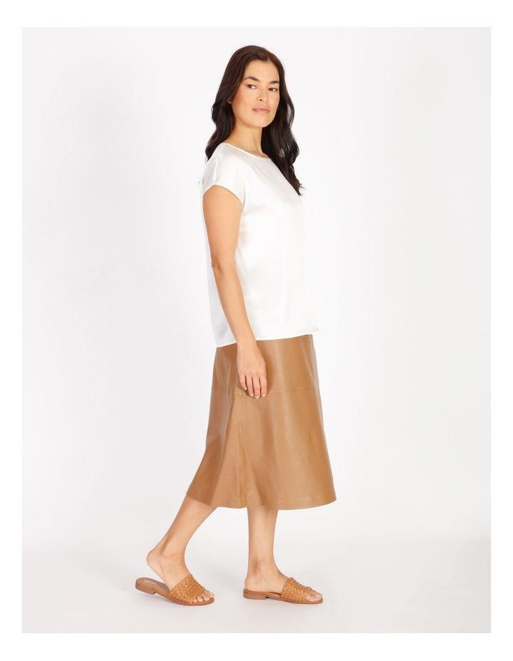 Leather Skirt image 2