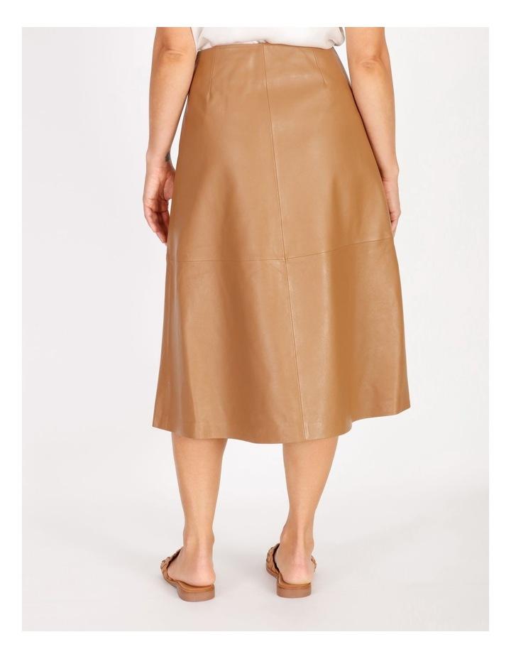 Leather Skirt image 3
