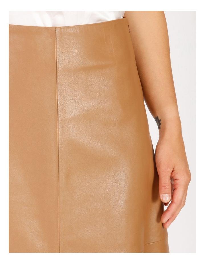 Leather Skirt image 4