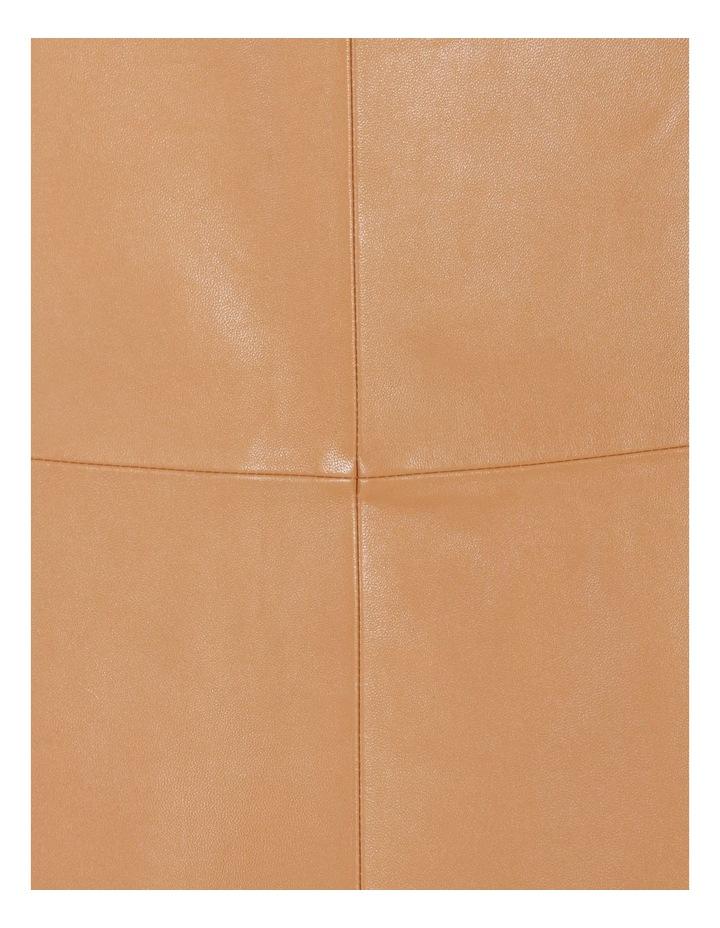 Leather Skirt image 5
