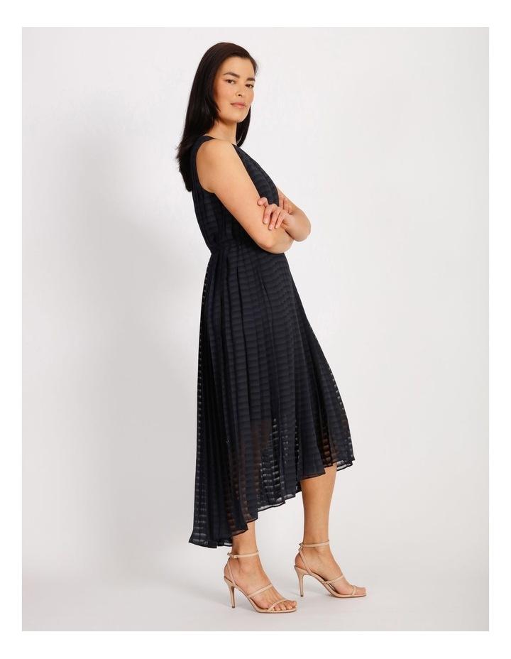 Pleated Trapeze Dress image 2