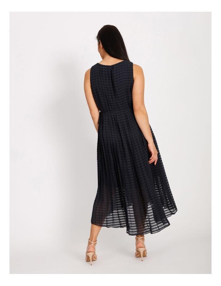 Pleated Trapeze Dress image 3