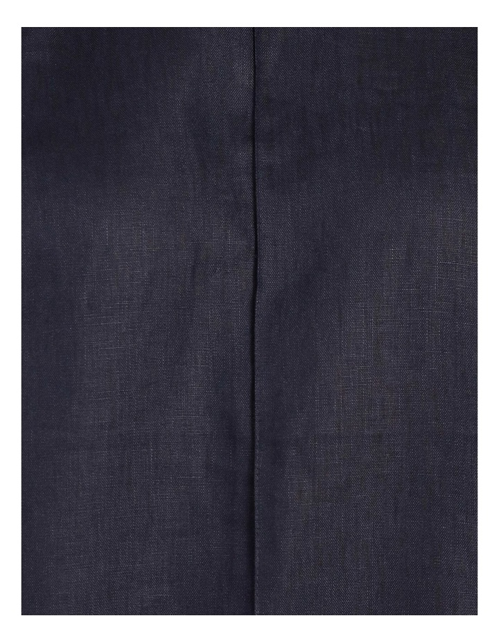 Linen Shift Dress image 5