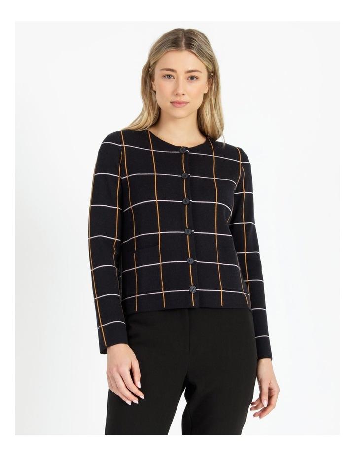 Short Knit Cardigan image 1