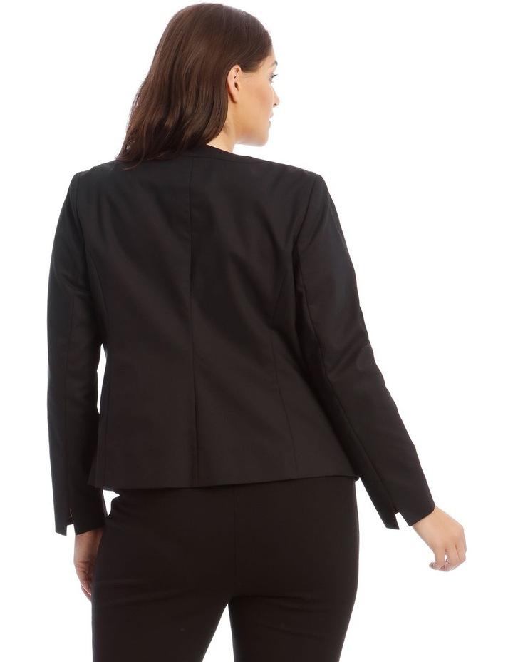 Olivia Cotton Sateen Jacket image 3