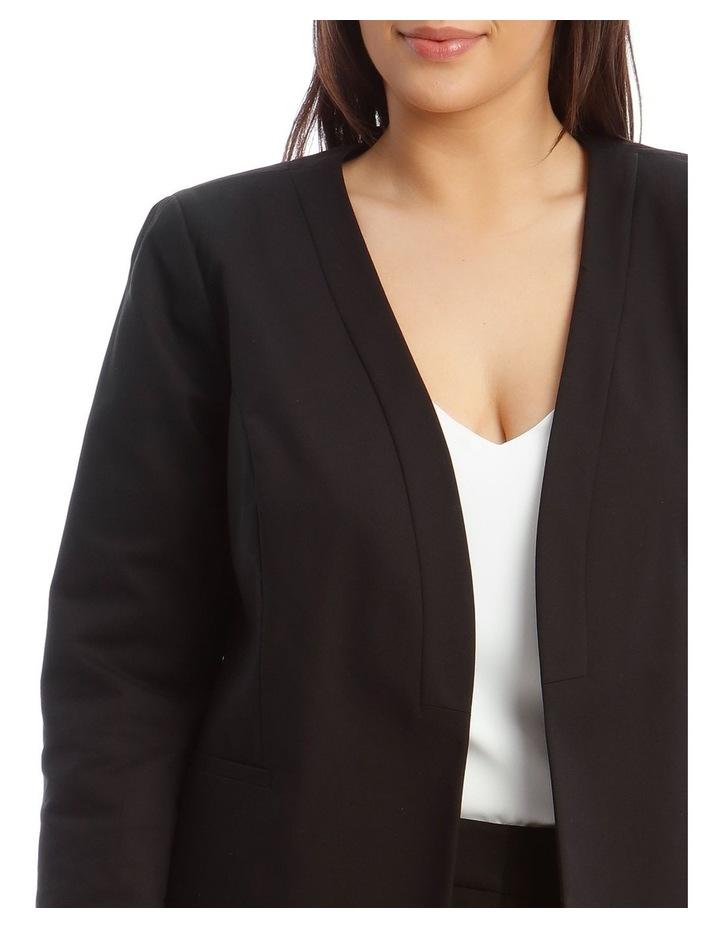Olivia Cotton Sateen Jacket image 4