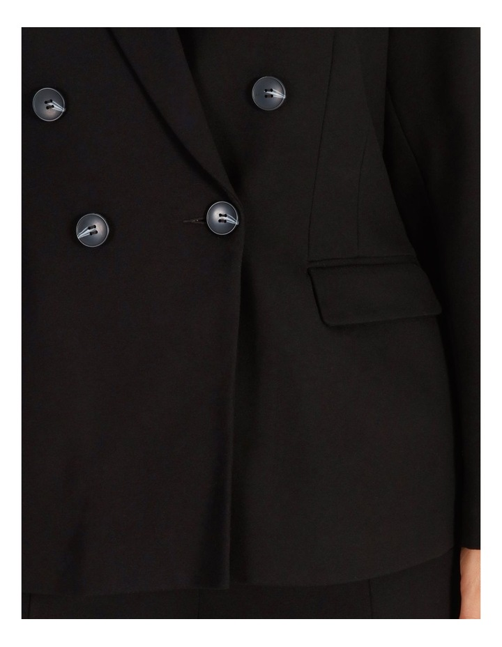 Ponte Double Breasted Blazer image 4