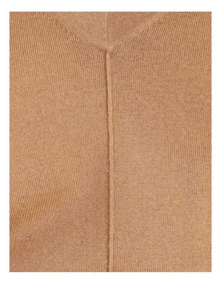 Merino Wool V-Neck Jumper image 5
