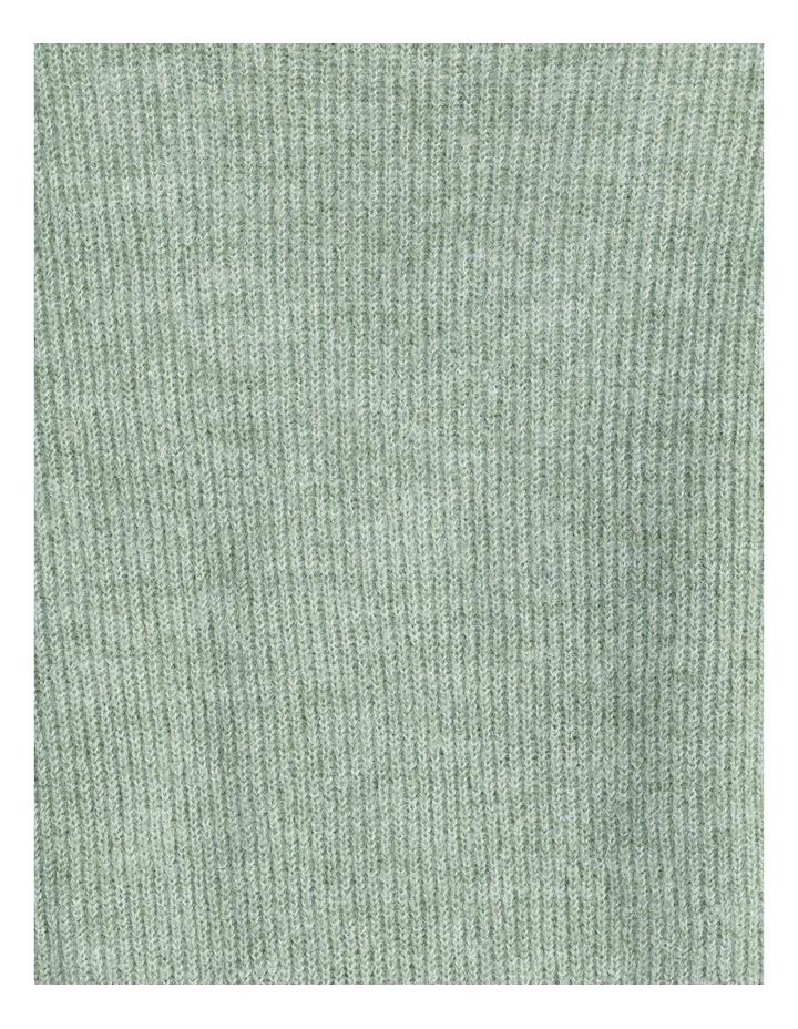 V Neck A Line Knitted Jumper image 5