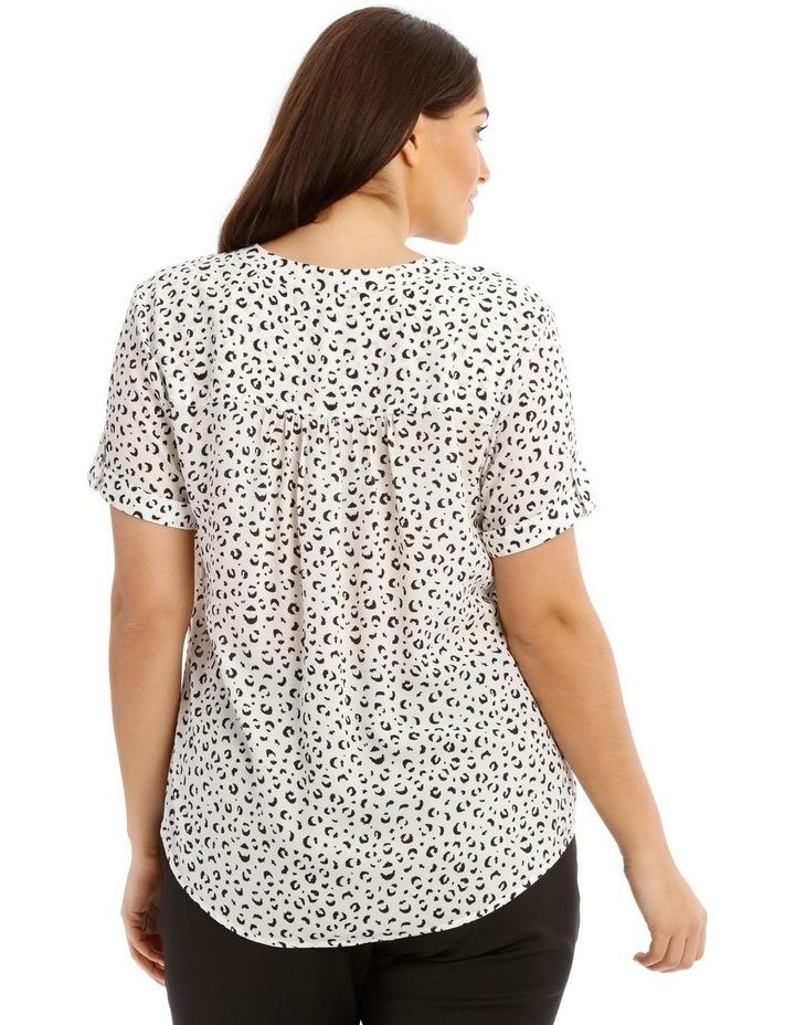 Button Grown Sleeve Shirt image 3