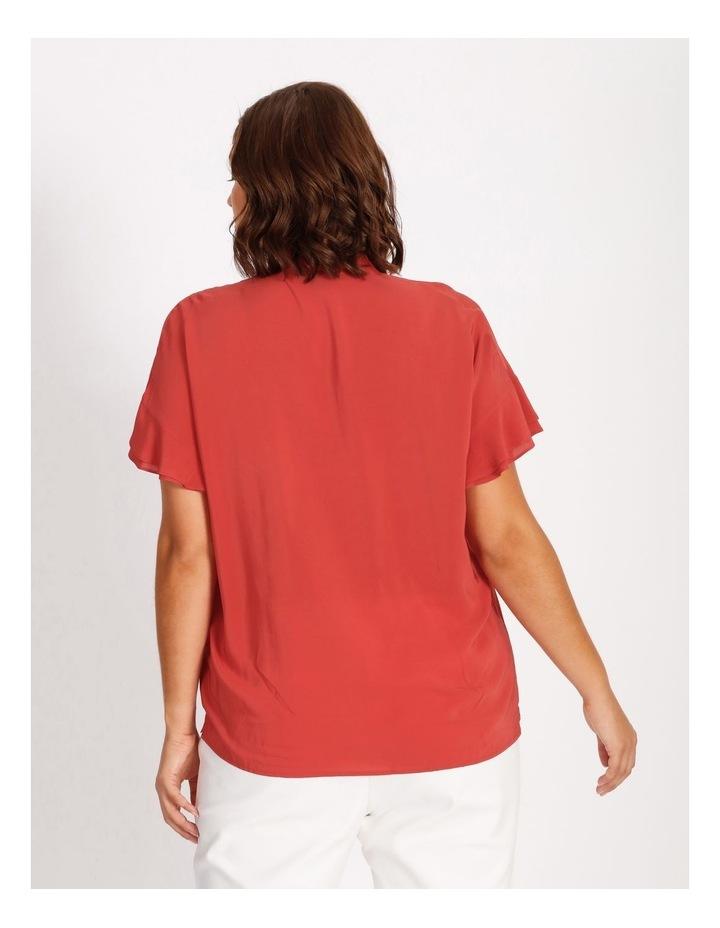 Frill Sleeve Shirt image 3