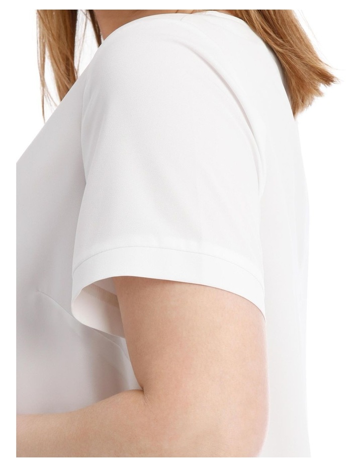 Elbow Sleeve Top image 4