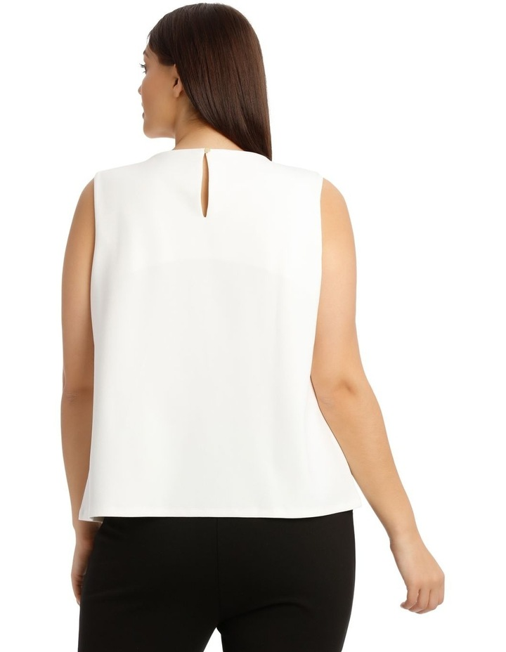 Crepe Jersey Top image 3