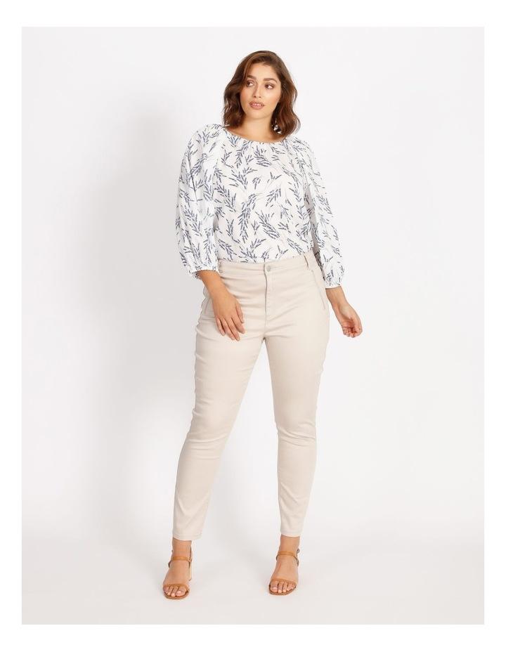 Cotton Puff Sleeve image 2