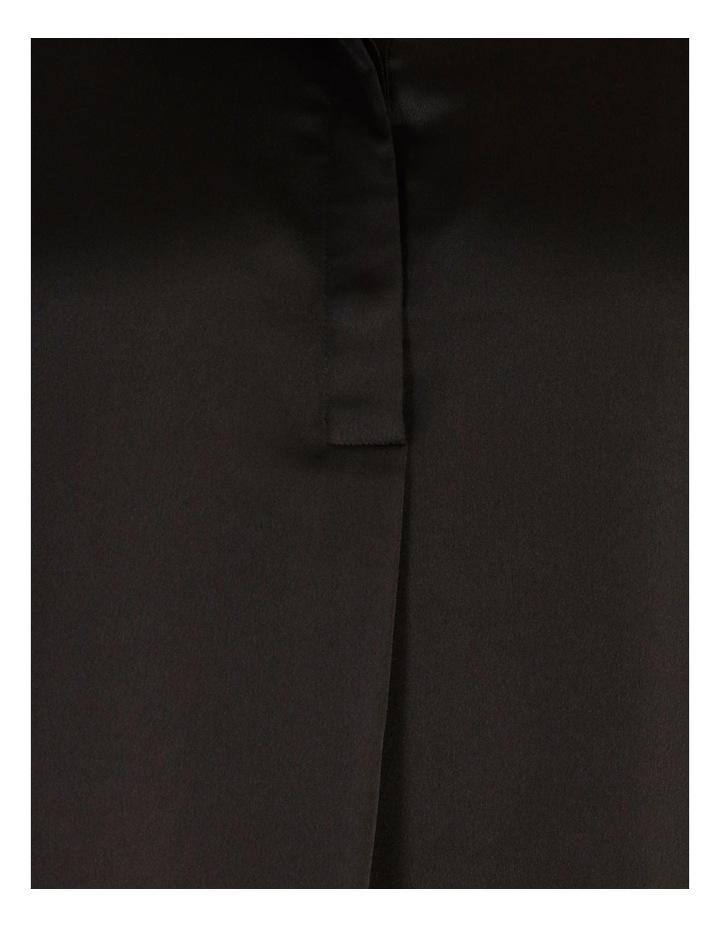 Satin Long Sleeve Blouse image 5