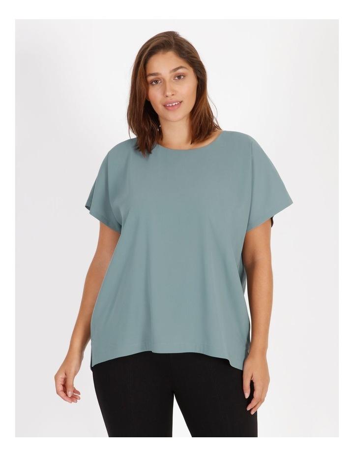 Short Sleeve Blouse image 1