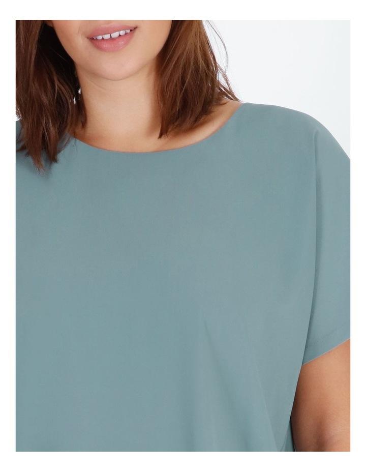 Short Sleeve Blouse image 4