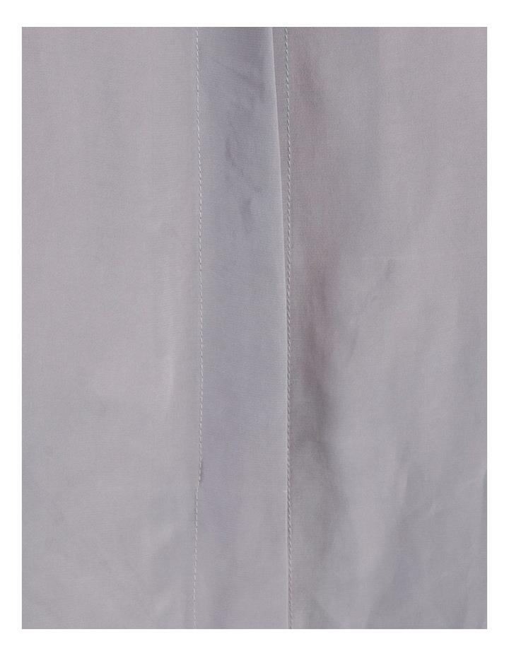 Grown On Boxy V-Neck Blouse Grey image 7