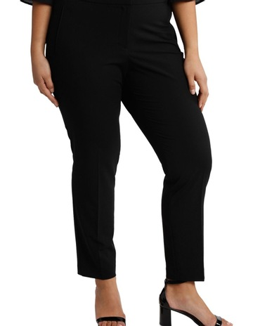 788c2e4a268e Basque Woman Slim Leg Essential Work Pant