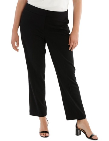 7a0cee5f1c2820 Basque Woman Essential Straight Leg Pant