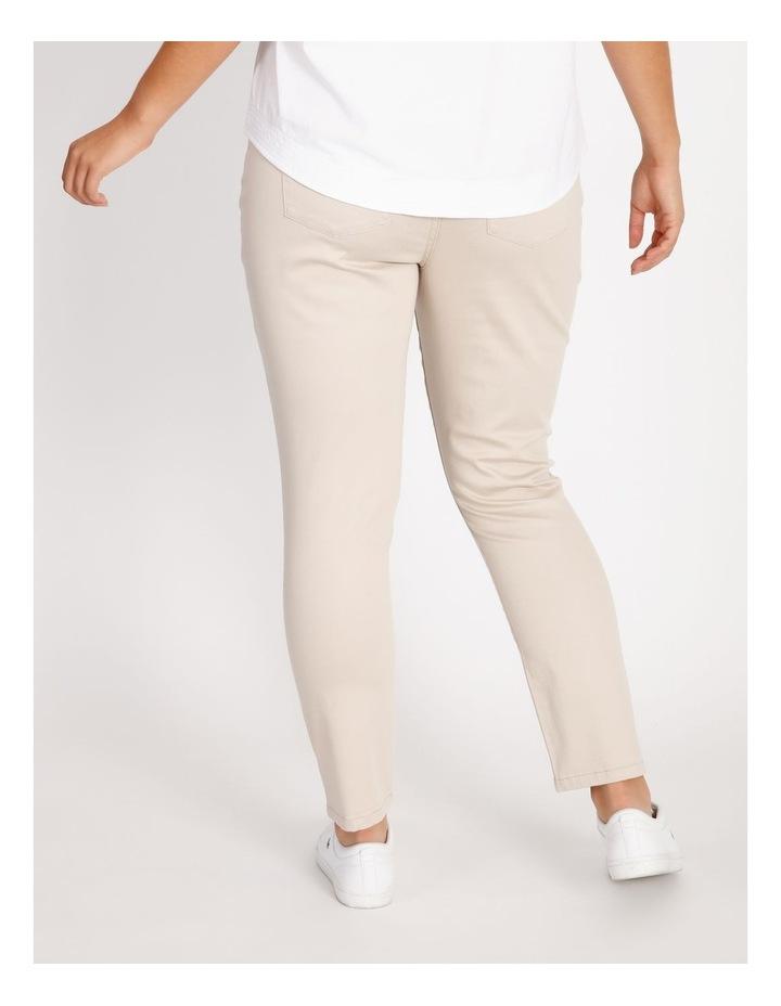 Polished Slim Leg Jean image 3