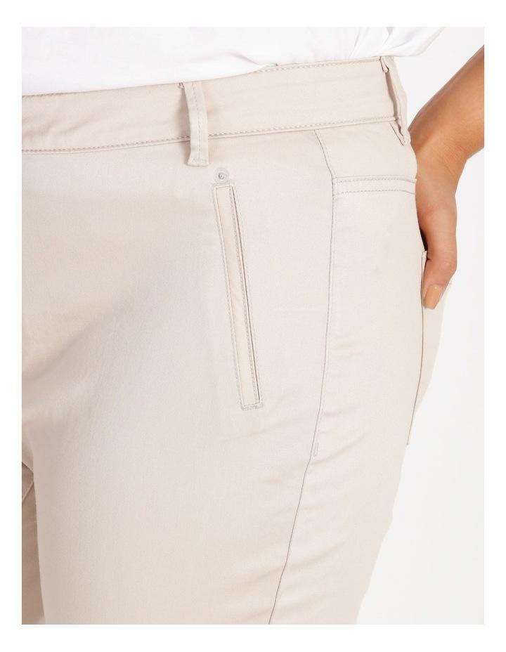 Polished Slim Leg Jean image 4